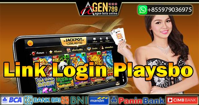 Link Login Playsbo
