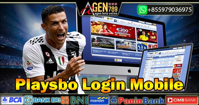 Playsbo Login Mobile