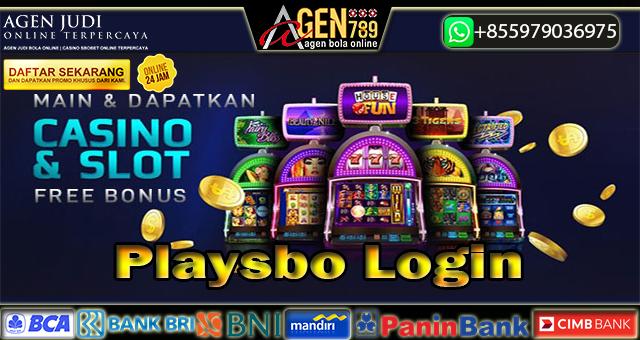 Playsbo Login