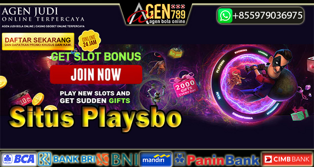 Situs Playsbo
